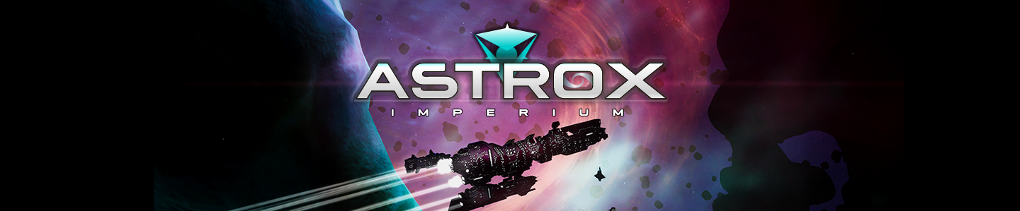 ASTROX IMPERIUM – An indie space game by Jace Masula